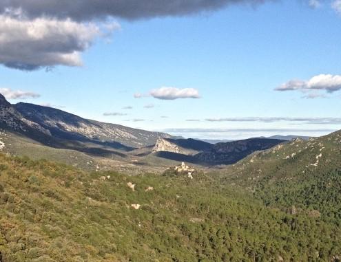 Buèges vallée