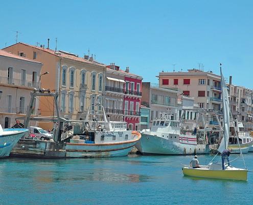 Sète ville